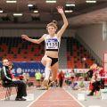 Наша осмокласничка с титла на троен скок от държавното първенство - ГСАГД Кольо Фичето - Ямбол