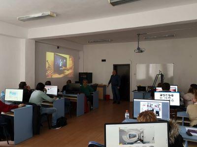 "Именит лектор обучава преподаватели в ПГСА""Кольо Фичето"" - Изображение 2"