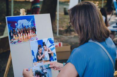 """Многобройни посетители не спестиха суперлативи за експозицията на ГСАГД """"Кольо Фичето"""" за  Международния ден на младежта - Изображение 5"""