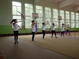Клуб Художествена гимнастика - Изображение 1