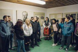 Посещение в Акбунарската къща - ПГСА Кольо Фичето - Ямбол