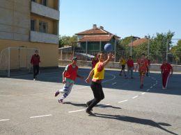 Европейски ден на спорта - хандбал - ПГСА Кольо Фичето - Ямбол